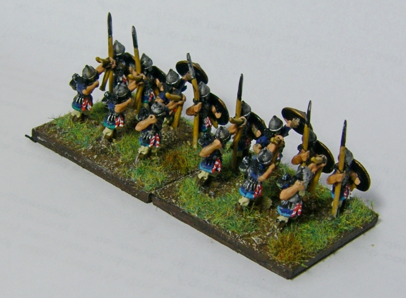 Biblical Era Photos of Museum Miniatures Assyrians for L'Art de la Guerre 2018, 15mm