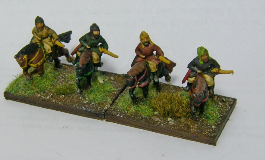Biblical Era Photos of Essex Miniatures Scythian Horse archers for L'Art de la Guerre 2018, 15mm