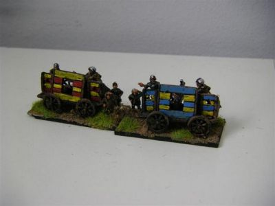 Hussite Wagons