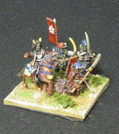 Samurai from Old Glory 15mm