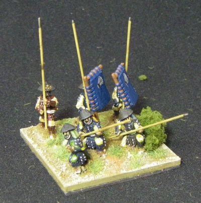 15mm Samurai Old Glory