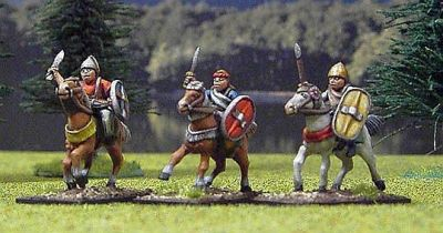 L'Art de la Guerre, Classical & Roman: Patrician Roman vs Ancient Spanish, 15mm