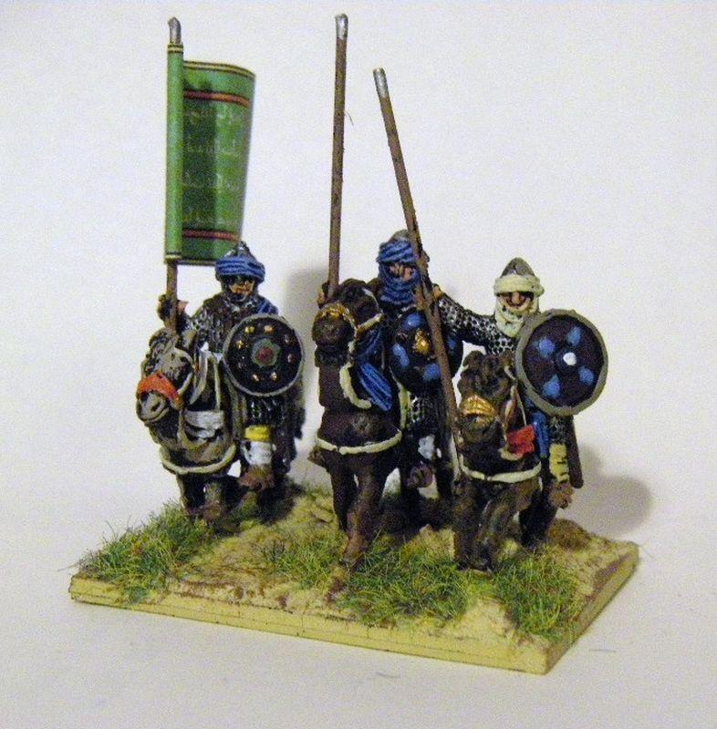 Legio Heroica Arab Lancers