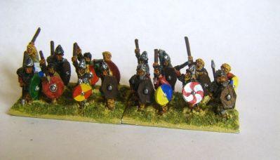 Carolingian Infantry