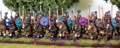 goths horsemen
