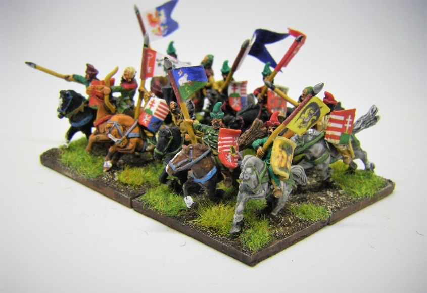 15mm Essex Medieval and Feudal Hungarians, 15mm
