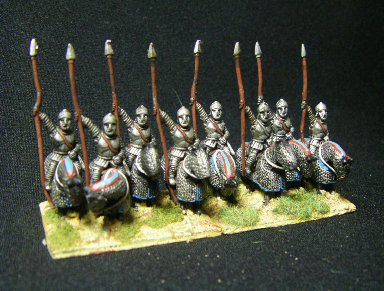 ADLG, Dark Ages: Nikephorian Byzantine vs ThisArmy, 15mm