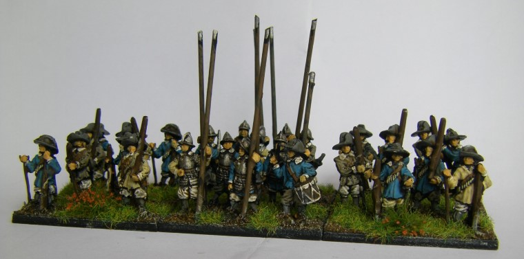 FoGR, Thirty Years War Photos of Totentanz Miniatures 15/18mm Figures from their TYW Range, 15mm / 18mm