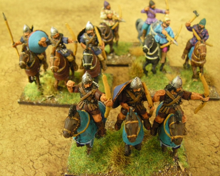 Biblical Era Photos of Newline Designs, Assyrians, Sargonid for L'Art de la Guerre 2020, 28mm