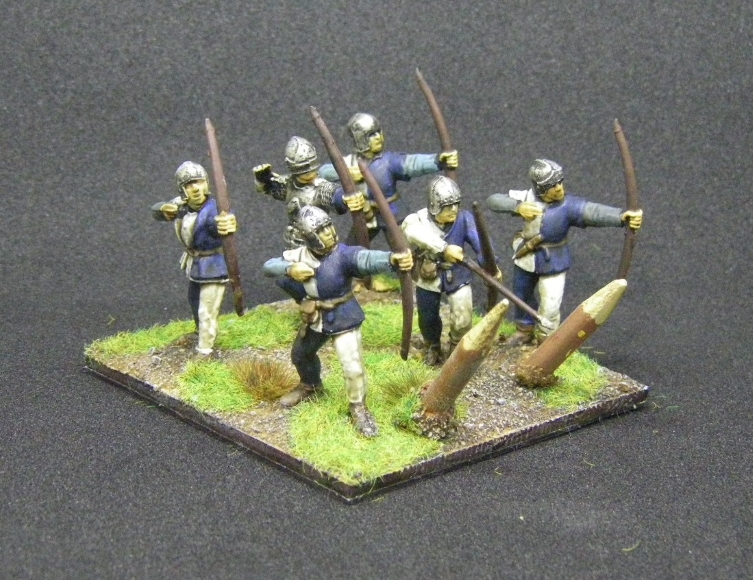 L'Art de la Guerre, Mid and Late Medieval: Lancastrian WOTR 25mm