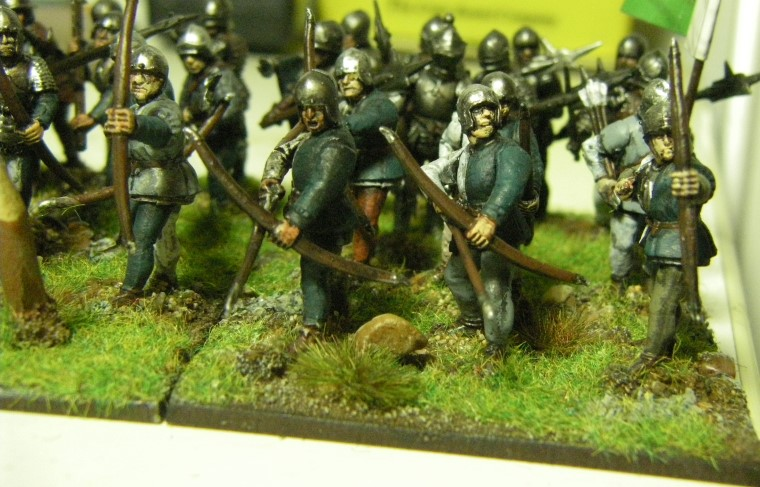 Perry Miniatures 28mm Plastic 100YW and European Mercenaries