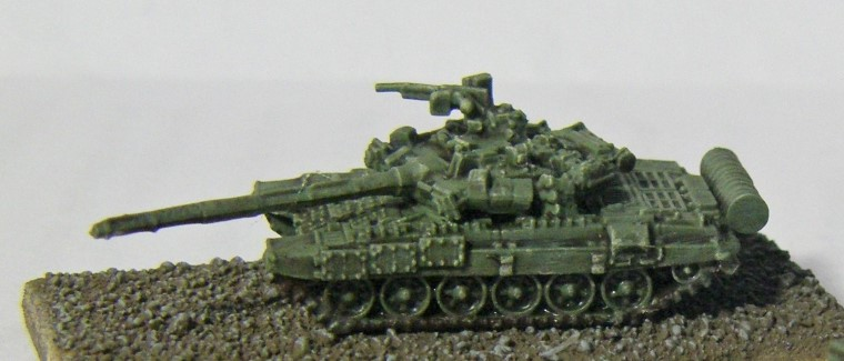 Cold War Commander, 1980s 1/285th GHQ T90 Russian Tank