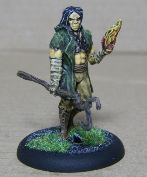 Malifaux, Marcus Painted, 30mm