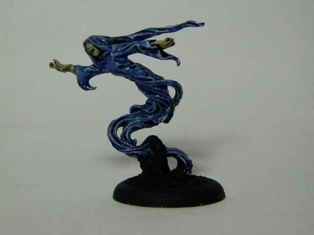 Malifaux, essence of power proxy, 30mm