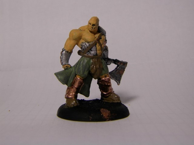 Malifaux,joss substitute proxy model, 30mm