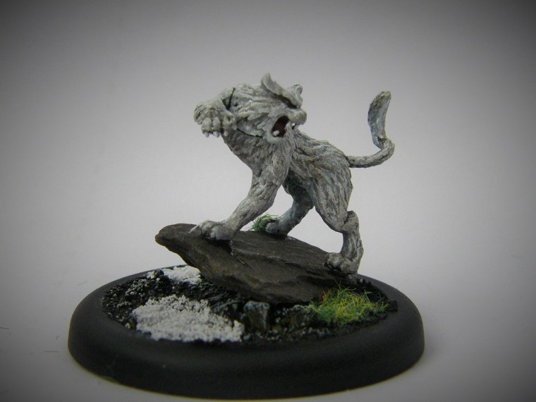 Malifaux, Arcanist Photos of Rasputina Hoarcats ,Metal and Plastic, 32mm