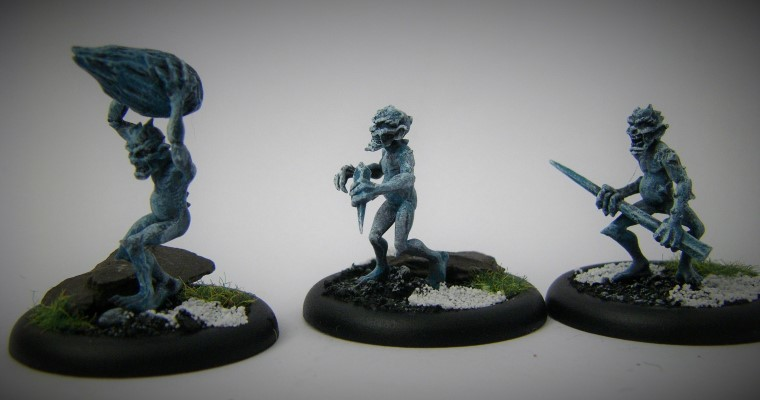 Malifaux, Arcanist Photos of Rasputina Ice Gamin Plastic, 32mm