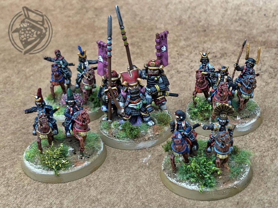 Topic: 15mm Samurai & Terrain
