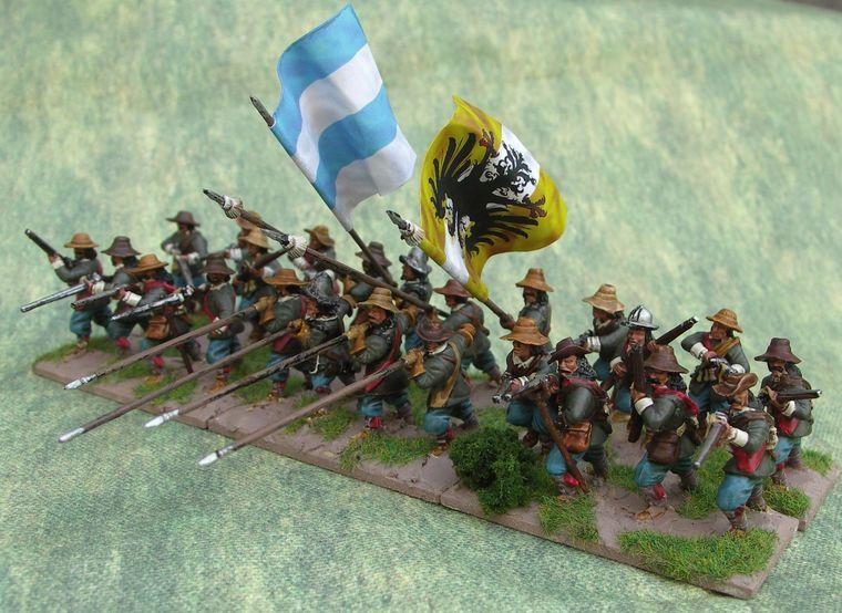 28mm Renaissance Wargame Figures