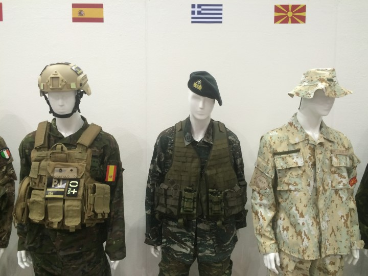 Uniforms of Modern World Armies