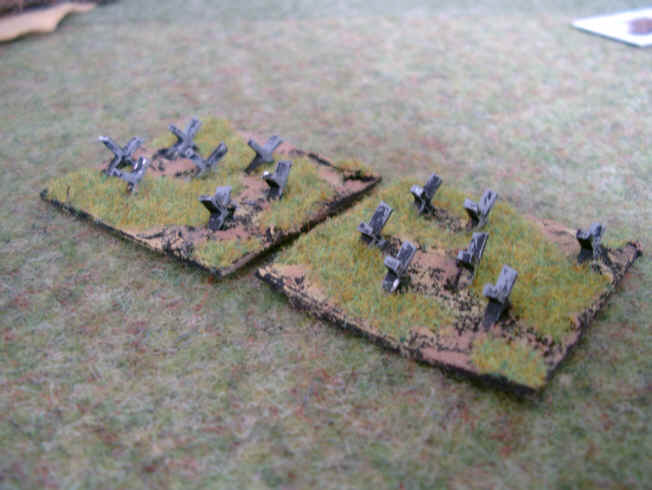 WW2 10mm Buildings and Scenery