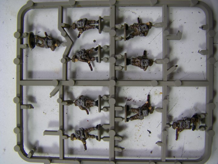PSC WW2 15mm British infantry