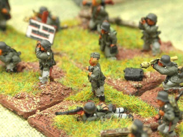 Flames of War Late War German Infantry Platoon