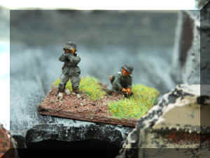 Flames of War Late War German Infantry Support Platoon
