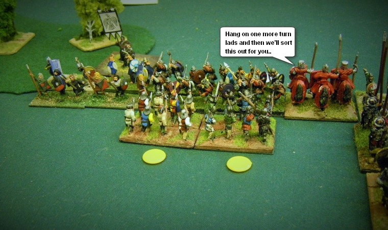 L 39 art de la guerre feudal and dark ages battle reports Bhg s