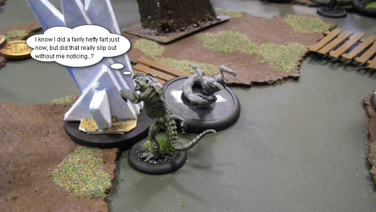Malifaux, Gothic Steampunk Horror: Arcanists vs Nicodem (Neverborn), Wyrd Games, 32mm