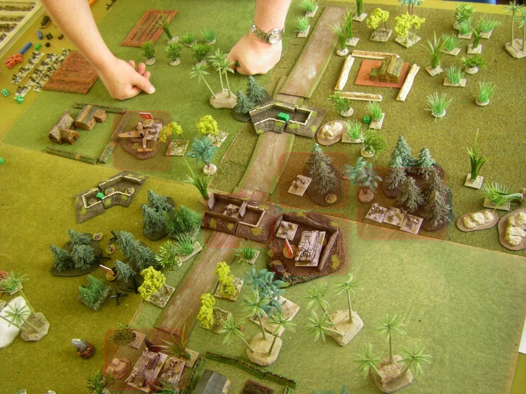 Poor Bloody Infantry by Peter Pig WW2: 1943 Germans vs 3rd Shock Army Russians, 15mm