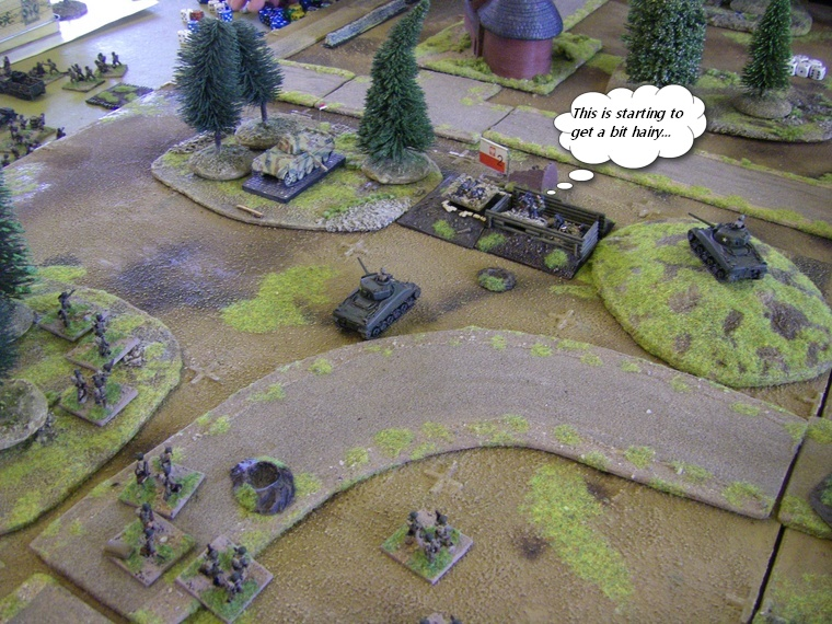 Poor Bloody Infantry by Peter Pig WW2: 1944 US Infantry vs Polish Partizans, 15mm