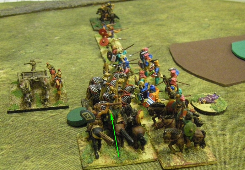 L'Art de la Guerre, Classical & Roman: Galatians vs Late Imperial Roman, 15mm
