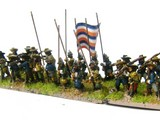 FoG Renaissance: Thirty 2012s War French, 15mm