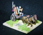 LArt de la Guerre, Ancient British Chariots, 15mm