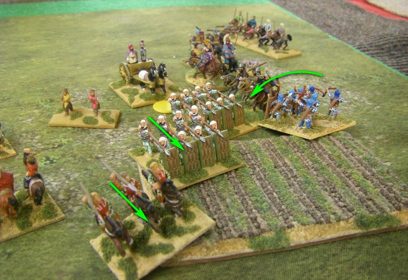 L'Art de la Guerre, Campaigns of Cyrus The Great: Achaemenid Persian vs Achaemenid Persian, 15mm