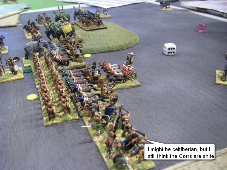 ADLG, Classical Ancients: Central London Art de la Guerre Competition, 15mm