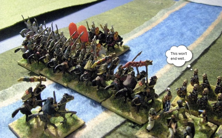 L'Art de la Guerre, Roman: Dacian vs Late Romans, 15mm