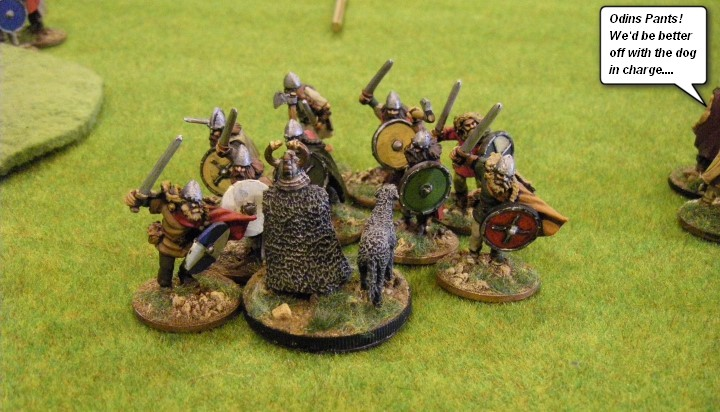 Gripping Beast's SAGA, 1-day Saga: Vikings vs Jomsvikings, 28mm