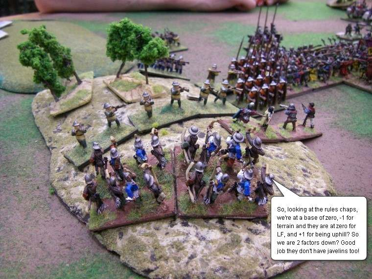 L'Art de la Guerre, The Worlds: Italian Condotta - Florence vs Italian Condotta, 15mm
