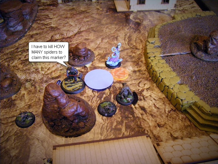 Malifaux, Steampunk Horror: Arcanist Ramos vs TT McCabe, 32mm