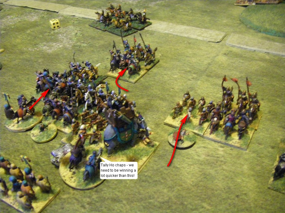 L'Art de le Guerre, Roman Era: Hunnic vs Sassanid Persian, 15mm