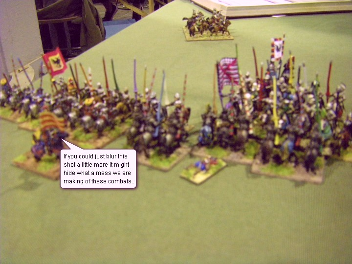 FoGR, Early Renaissance: Kalmar Union vs Italian States - Milanese, 15mm