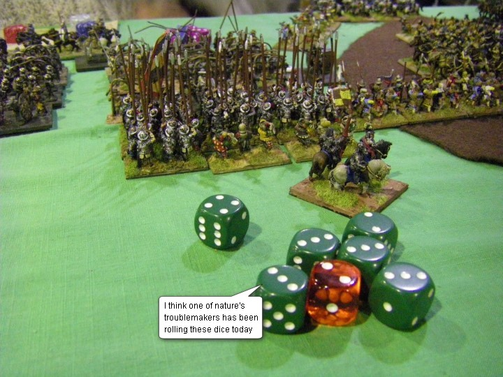 FoGR, Early Renaissance: Kalmar Union vs Scots, 15mm