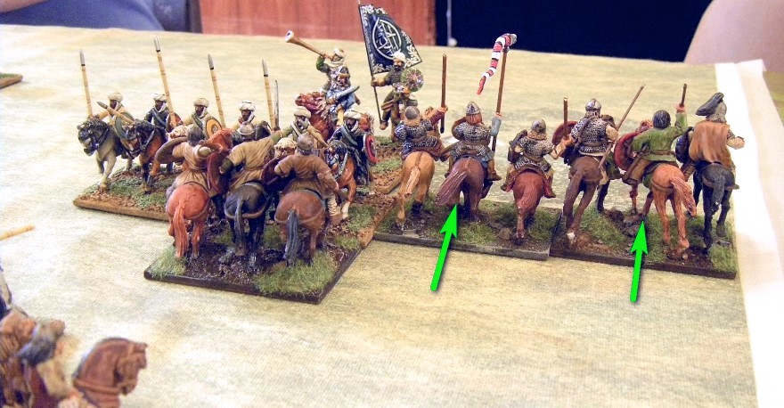 L'Art de la Guerre, Dark Ages: African vandal vs Arab Conquest, 28mm