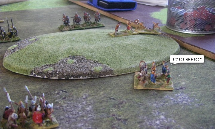 L'Art de la Guerre, Dark Ages: Rus vs Communal Italian, 15mm