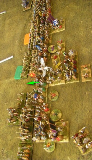L'Art de la Guerre, Dark Ages: Rus vs Feudal Spanish, 15mm