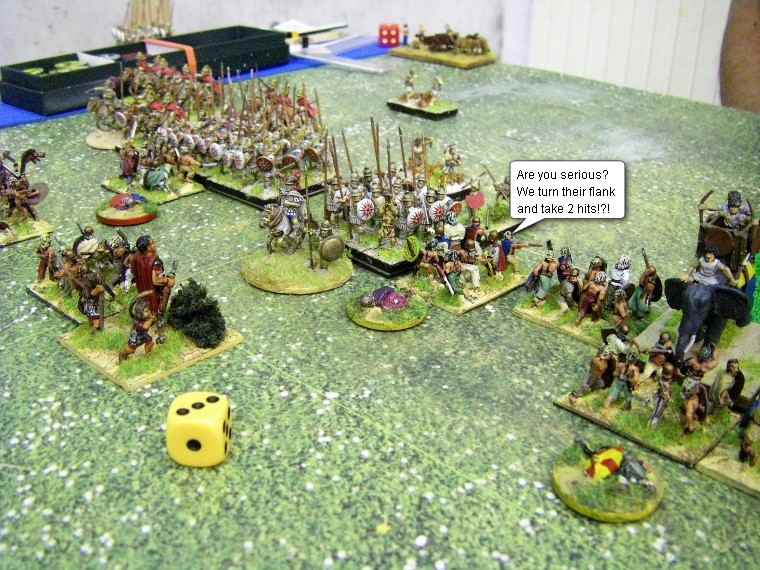 L'Art de la Guerre, Biblical, Classical & Roman: Patrician Roman vs Alexander The Great, 15mm