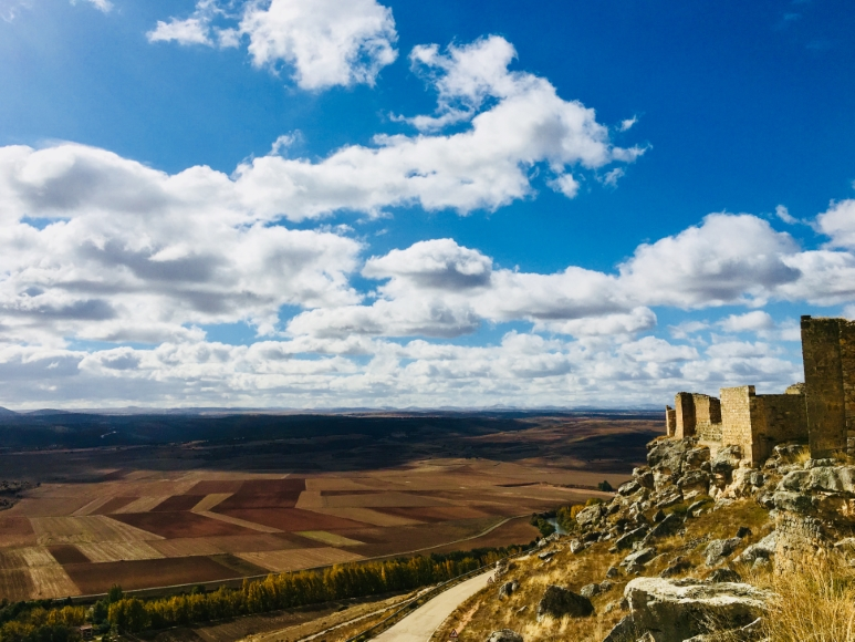 Castles, The Route To Madrid, Route of El Cid