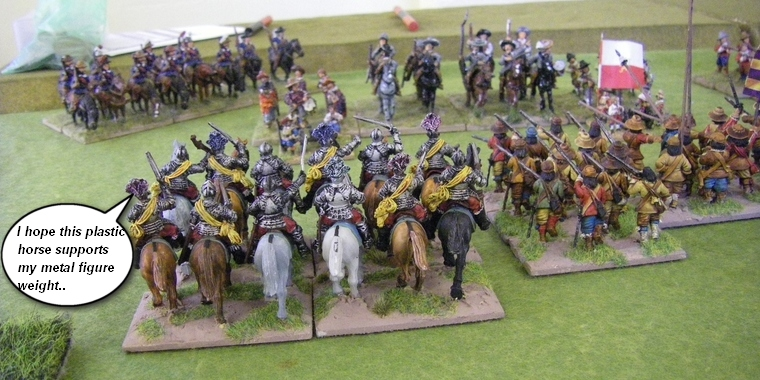 FoG:R TYW: Tillys German Catholic vs TYW Swedish, 28mm